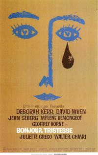 Bonjour Tristesse - 43 x 62 Movie Poster - Bus Shelter Style A