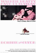 Bonnie & Clyde - 11 x 17 Movie Poster - Style A