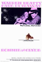 Bonnie & Clyde - 27 x 40 Movie Poster - Style A