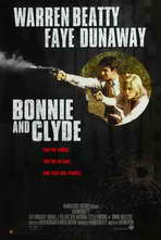 Bonnie & Clyde - 27 x 40 Movie Poster - Style B