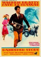 Bonnie & Clyde - 11 x 17 Movie Poster - Italian Style A