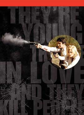 Bonnie & Clyde - 11 x 17 Movie Poster - Style F