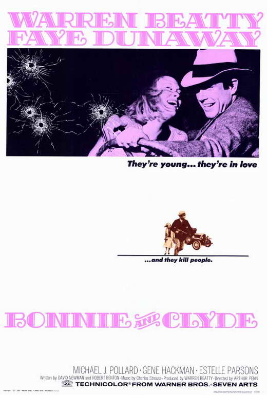 Bonnie And Clyde Movie Poster Movie Poster Sh...