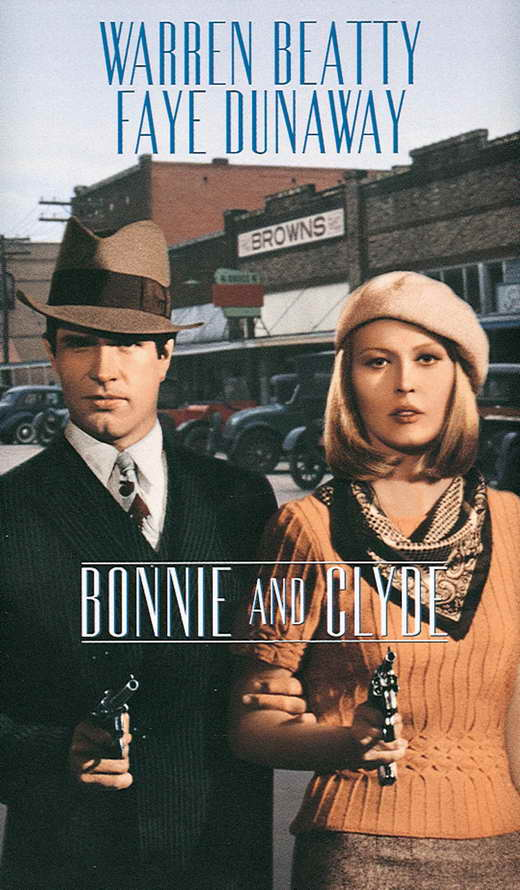 Bonnie And Clyde Movie Poster Bonnie  amp Clyde