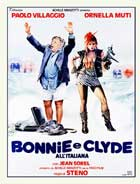 Bonnie e Clyde all italiana - 11 x 17 Movie Poster - Italian Style A