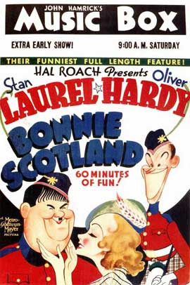 Bonnie Scotland - 11 x 17 Movie Poster - Style A