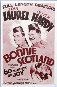 Bonnie Scotland - 27 x 40 Movie Poster - Style B
