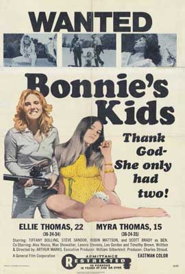 Bonnie's Kids - 27 x 40 Movie Poster - Style A