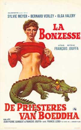 Bonzesse, La - 27 x 40 Movie Poster - Belgian Style A