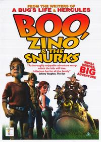 Boo, Zino & the Snurks - 27 x 40 Movie Poster - Style A