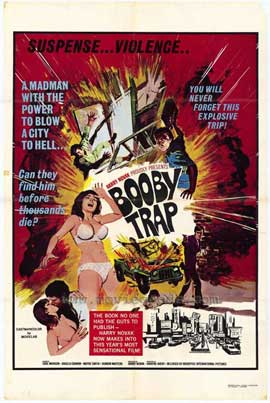 Booby Trap - 11 x 17 Movie Poster - Style A