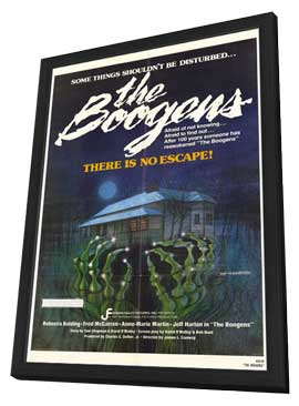 The Boogens - 11 x 17 Movie Poster - Style A - in Deluxe Wood Frame
