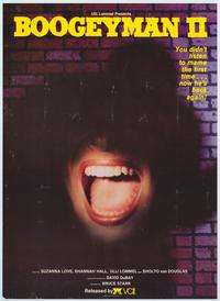 Boogeyman II - 11 x 17 Movie Poster - Style A