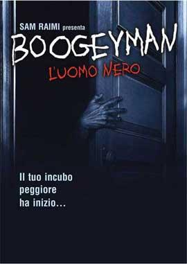 Boogeyman - 11 x 17 Movie Poster - Italian Style A