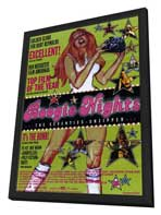 Boogie Nights - 11 x 17 Movie Poster - Style B - in Deluxe Wood Frame
