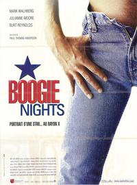 Boogie Nights - 30 x 40 Movie Poster - French Style A