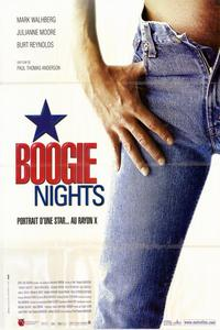 Boogie Nights - 11 x 17 Movie Poster - French Style A