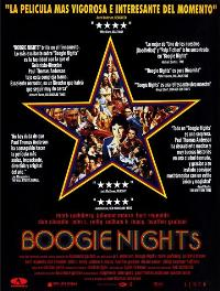 Boogie Nights - 27 x 40 Movie Poster - Spanish Style A