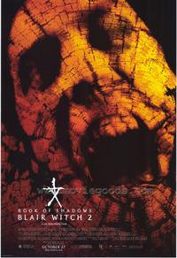 Book of Shadows: Blair Witch 2 - 11 x 17 Movie Poster - Style B