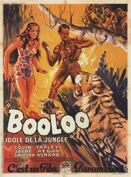 Booloo - 27 x 40 Movie Poster - French Style A