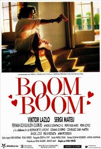 Boom boom - 27 x 40 Movie Poster - Spanish Style A