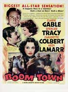 Boom Town - 27 x 40 Movie Poster - Style D