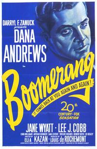 Boomerang - 11 x 17 Movie Poster - Style B