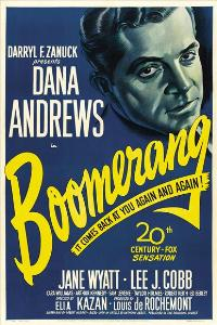 Boomerang - 43 x 62 Movie Poster - Bus Shelter Style A