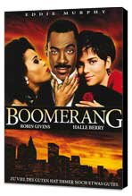 Boomerang - 11 x 17 Movie Poster - Style C - Museum Wrapped Canvas