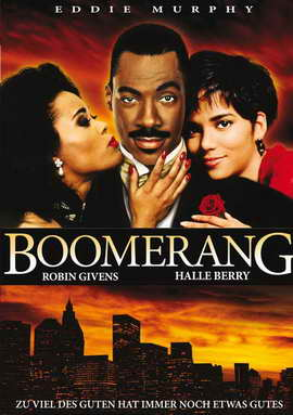 Boomerang - 27 x 40 Movie Poster - German Style A