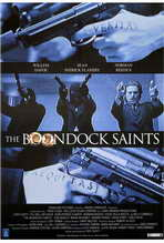 Boondock Saints - 27 x 40 Movie Poster - Style A