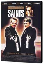 Boondock Saints - 11 x 17 Movie Poster - Style B - Museum Wrapped Canvas