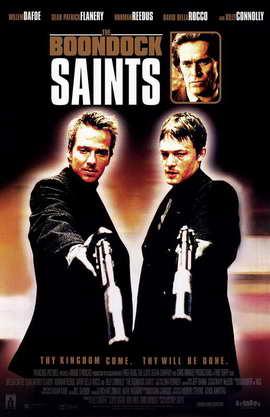 Boondock Saints - 11 x 17 Movie Poster - Style B