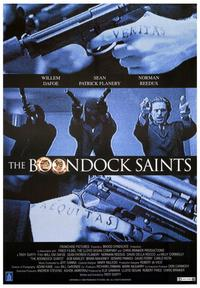 Boondock Saints - 43 x 62 Movie Poster - Bus Shelter Style A