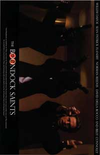 Boondock Saints - Movie Poster - 22 x 34 - Style A