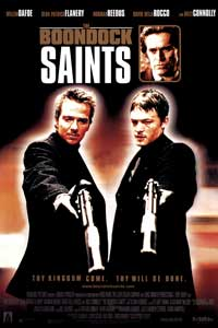 Boondock Saints - Movie Poster - 24 x 36 - Style A