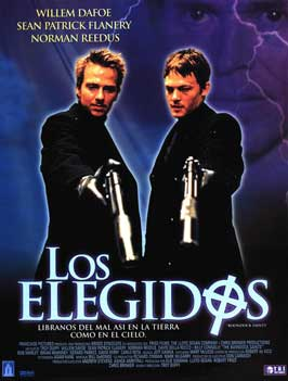 Boondock Saints - 11 x 17 Movie Poster - Spanish Style A