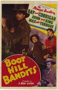 Boot Hill Bandits - 11 x 17 Movie Poster - Style A