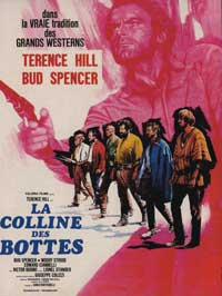 Boot Hill - 11 x 17 Movie Poster - French Style A