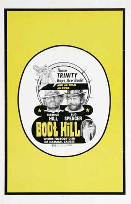 Boot Hill - 27 x 40 Movie Poster - Style B