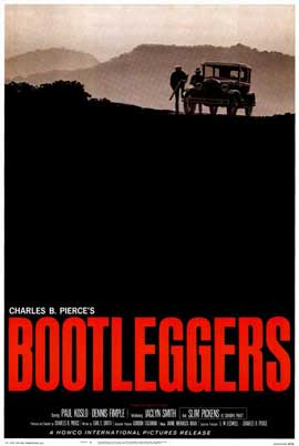 Bootleggers - 11 x 17 Movie Poster - Style A