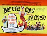 Bop Girl - 11 x 17 Movie Poster - Style B