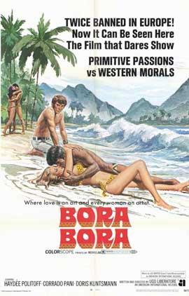 Bora Bora - 11 x 17 Movie Poster - Style A