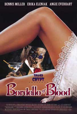 Bordello of Blood - 11 x 17 Movie Poster - Style A