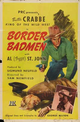 Border Badmen - 27 x 40 Movie Poster - Style A