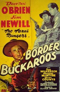 Border Buckaroos - 11 x 17 Movie Poster - Style A