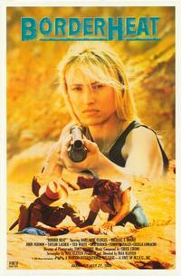 Border Heat - 27 x 40 Movie Poster - Style B