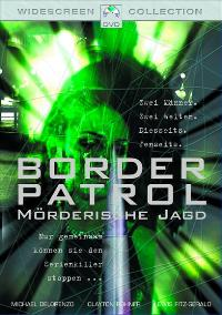 Border Patrol - 11 x 17 Movie Poster - German Style A