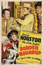 Border Roundup - 11 x 17 Movie Poster - Style A