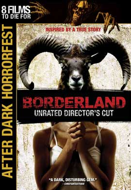 Borderland - 11 x 17 Movie Poster - Style A